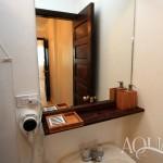 Fully-Stocked Bathroom